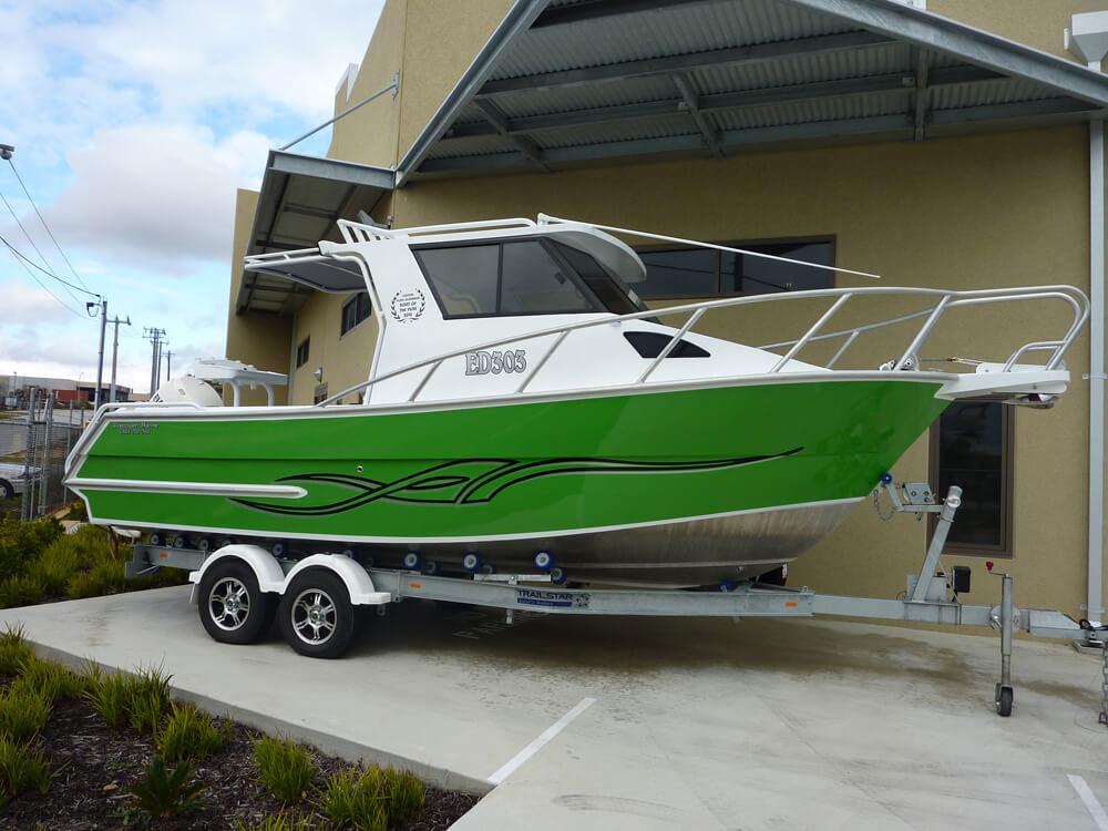 2010 Custom Aluminium Boat of the Year
