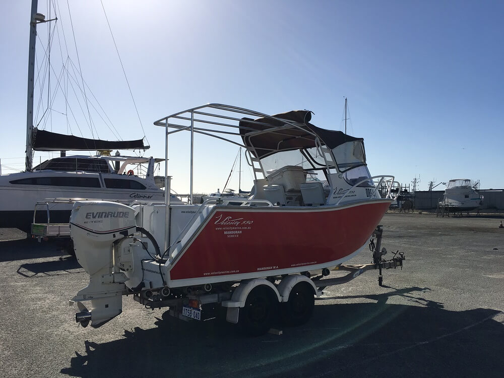 Custom Boat Bar Work | Wakemaker Marine