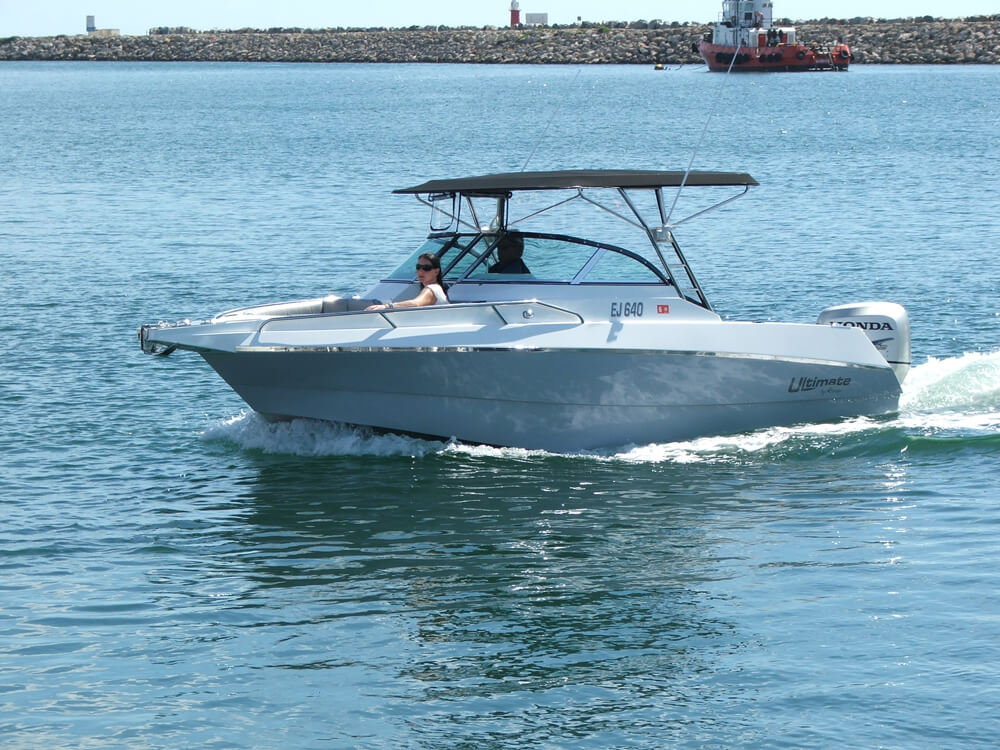 6.4m Bow Rider - 2012 Boat of the Year