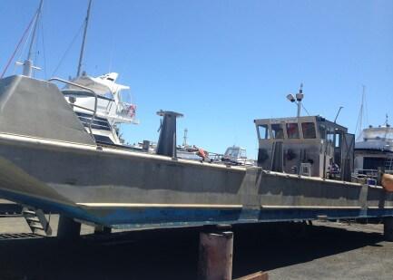 Boat modifications