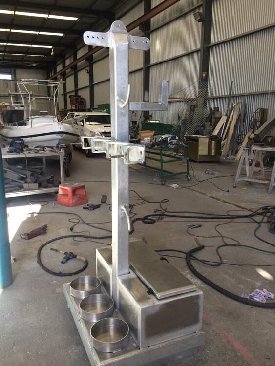 Aluminium fabrication