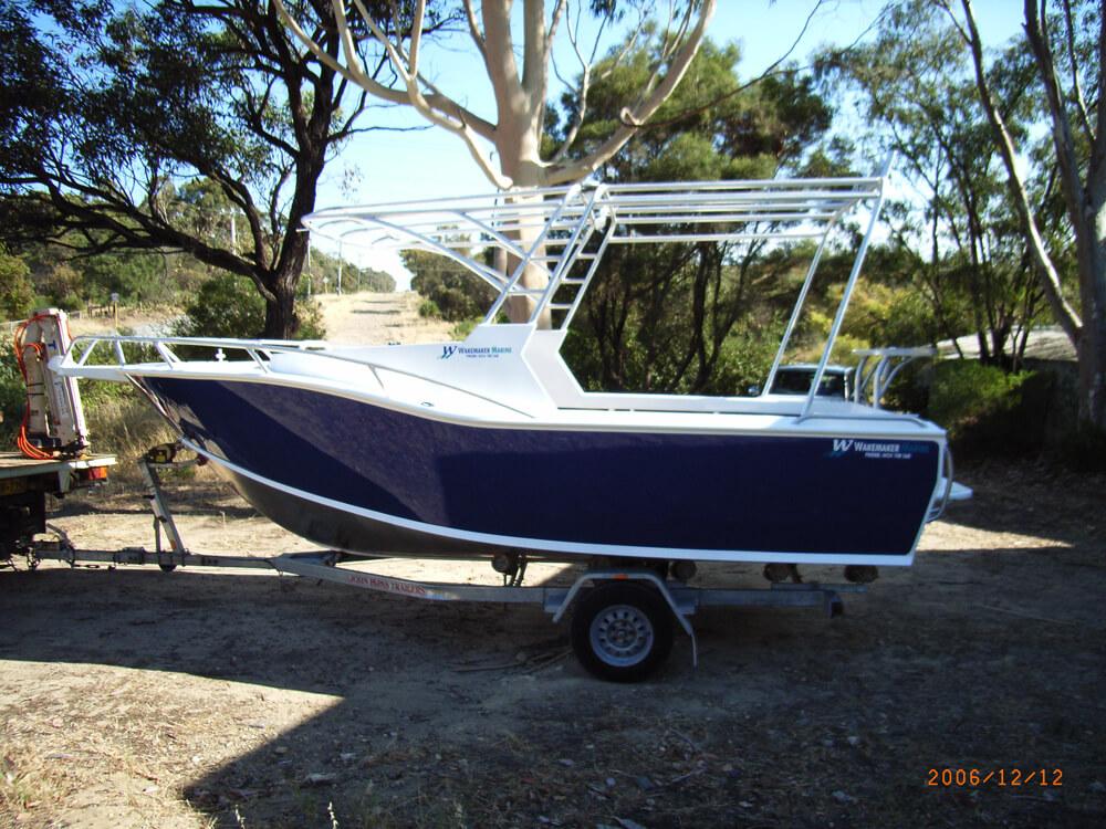6m Jet Boat